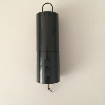 Battery Operated Motor for use with Wind Spinners
