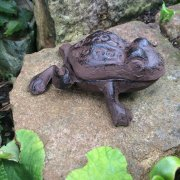 Cast Iron Frog Key Keeper