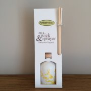 """Amberwood"" Scented Reed Diffuser"