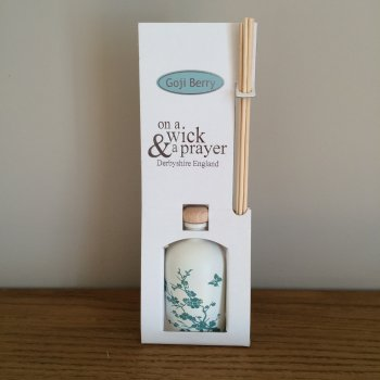 "China Garden ""Goji Berry"" Scented Reed Diffuser"