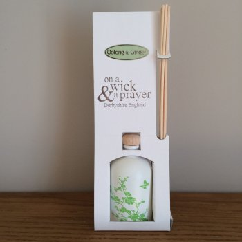 "China Garden ""Oolong & Ginger"" Scented Reed Diffuser"