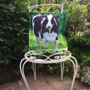 Cow Design Outdoor Cushion