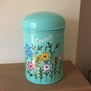 Decorative Garden Twine Tin