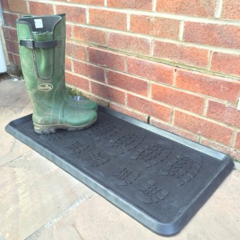Durable Rubber Boot Tray