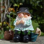 Fishing Wilf Garden Gnome