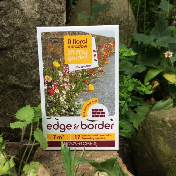 Flower Seeds for Edges & Borders