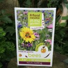 Flower Seeds to Encourage Bees into the Garden