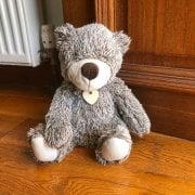 Fluffy Bear Doorstop