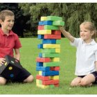 "Fun ""Jamanga"" Tower Game"