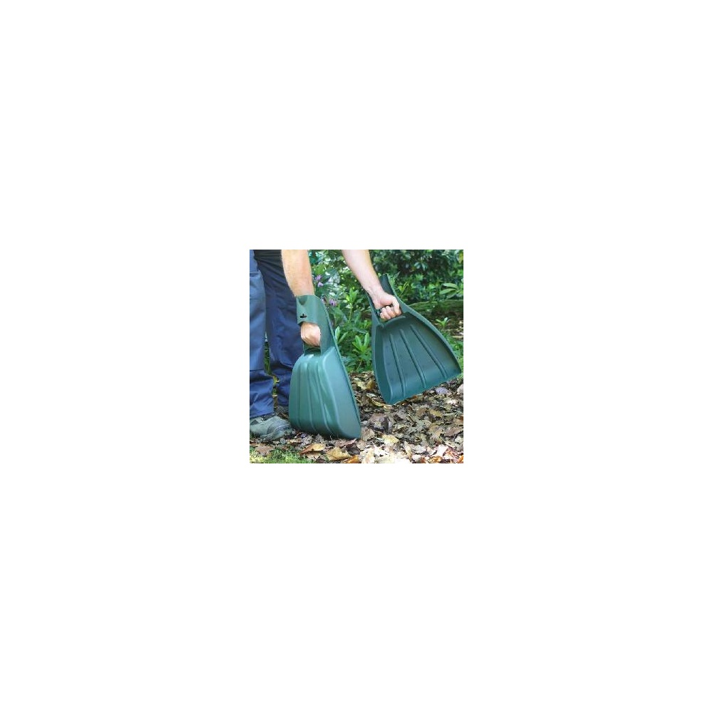 Handy hands leaf collectors from ruddick garden gifts for Gardening gifts for him