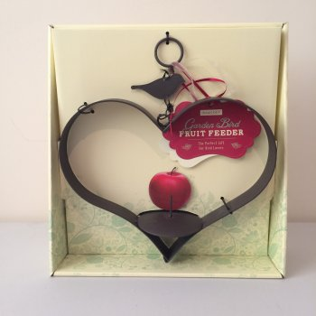 Heart Shaped Fruit Feeder