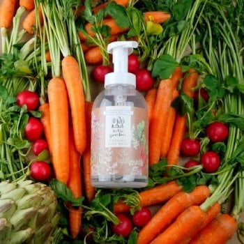 Heathcote & Ivory In the Garden Foaming Hand Wash