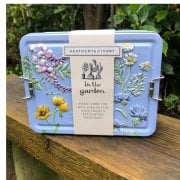 Heathcote & Ivory In the Garden Hand Care Tin