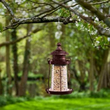 Lighthouse Seed Feeder
