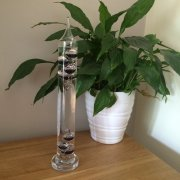 Medium Size Stylish Galileo Thermometer