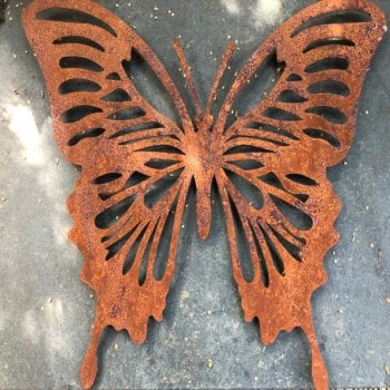 Monarch Butterfly Wall Plaque