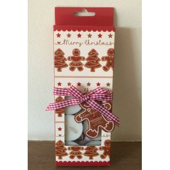 Pack of 10 Gingerbread Fragranced Tea Lights