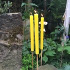 Pack of 3 Citronella Garden Torches