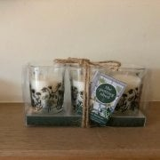Potting Shed Set of 3 Scented Votives
