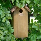 Quality Wooden Tit Box with Copper Roof