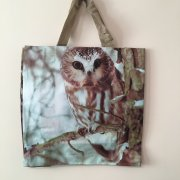 Shopping Bag in a Choice of Winter Designs