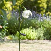 Solar Powered Snowdrop Stake Light