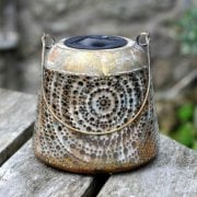 Solar Powered Sun Lantern