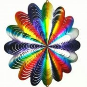 "Spectrum 12"" Wind Spinner"