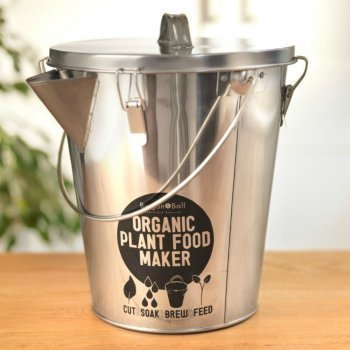 Stainless Steel Organic Plant Food Maker