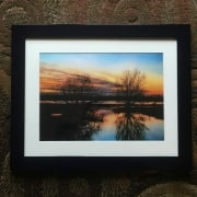 The Power of the River Eden Original Print