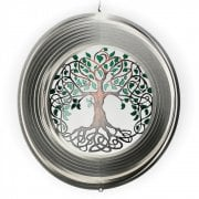 "Tree of Life 12"" Wind Spinner"