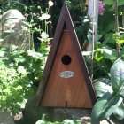 Triangular Wooden Nest Box