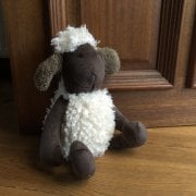 Woolly Sheep Doorstops